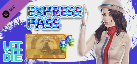 LET IT DIE -(Special)Express Pass- 010 logo