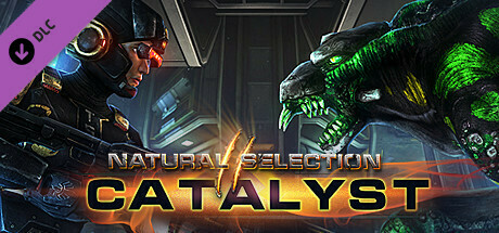 Natural Selection 2 - Catalyst Pack logo