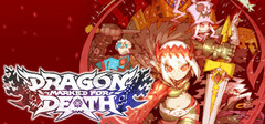 Dragon: Marked for Death logo