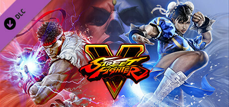 Street Fighter V - Champion Edition Special Wallpapers logo