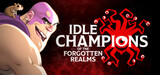 Idle Champions of the Forgotten Realms logo